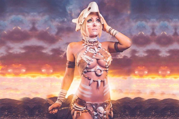 These +20 Jessica Nigri Sexy Naked Pics are Fap-worthy!