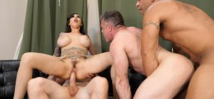 Lily Lane foursome with bis